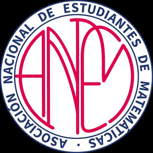 Logotipo de la Asociación Nacional de Estudiantes de Matemáticas (ANEM)